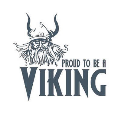 Proud to be a Viking